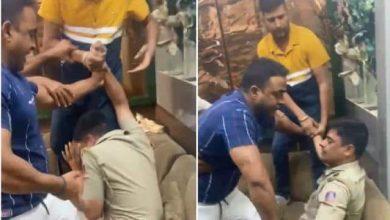दिल्ली पुलिस कॉन्स्टेबल की पिटाई के मामले में तीन लोगों पर केस दर्ज, आरोपी फरार